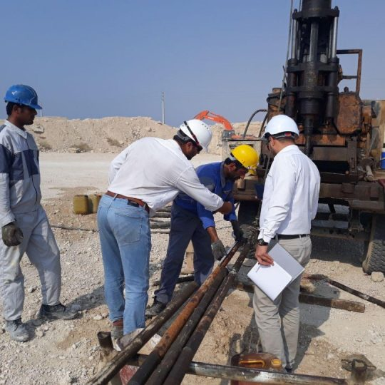 Kian Olefin Soil Mechanics and Geotechnical Project
