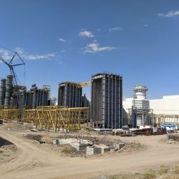 Soil, Concrete and Asphalt Laboratory for Sabalan Combined Cycle Power plant