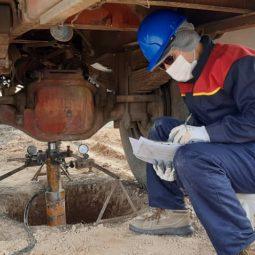 مطالعات ژئوتکنیک ساختگاه واحد پلی اتیلن سنگین HDPE مجتمع پتروشیمی تبریز
